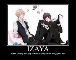 Shizaya Motivational by DamaTheRoyalSpaz