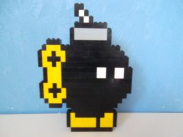 LEGO  Bomb-omb by ProfMadness