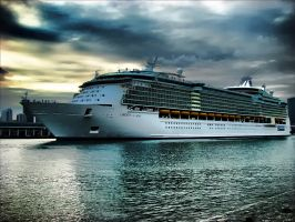 Royal Caribbean-HDR by Crazito