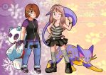 We're gonna be pokemon masters -collab- by Aminako