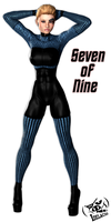 Seven of Nine Undersuit by Idelacio