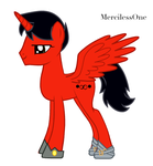 MercilessOne ...ponified? by MercilessOne