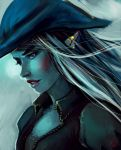    Pirate in a Blue Phase by grimalkn