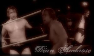 Dean Ambrose Banner by TheSoulOfTheSouless