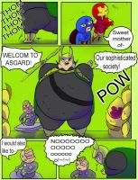 Avenger Time-His Royal Fatness by Areku23