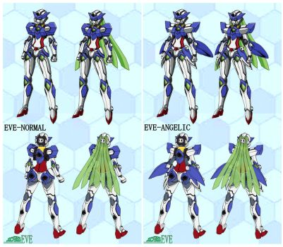 Mobile Suit Gundam EVE Material Page 1 by ZeroSenPie