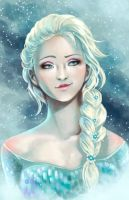 Elsa by Cosmic-Chameleon