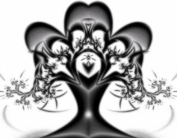 The Tree of unfulfilled desires by eReSaW