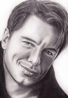 John Barrowman by deedeedee123