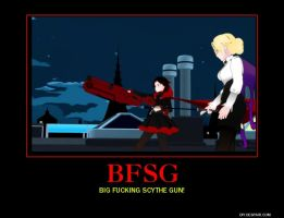 BFSG Poster by Overlordflinx