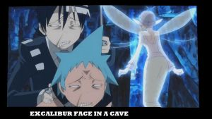 Excalibur_face by musugi