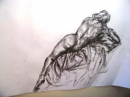 Life Drawing I by GentleReflexion