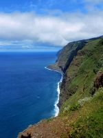 Ponta do Pargo, Madeira by konceptsketcher