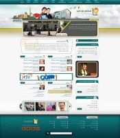 Sharqawy online Portal Gate by atcreation