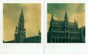 Brussels by Vickstar
