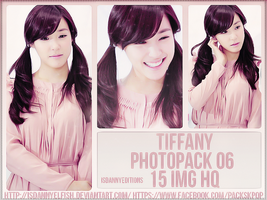Tiffany (SNSD) - PHOTOPACK#06 by JeffvinyTwilight