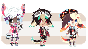 SET PRICE KEMS [closed] by ButterflyBandit