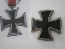 Iron Cross prop by silverfang07