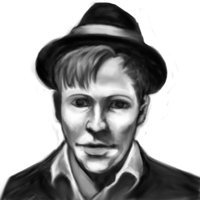 Patrick Stump Speedpaint by Xadrea