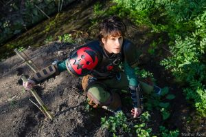 HTTYD2 - Hiccup Horrendous Haddock III by AlexanDrake89