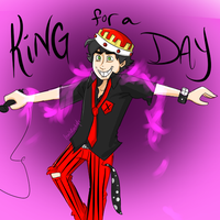 GD: KING FOR A DAY by lewisrockets