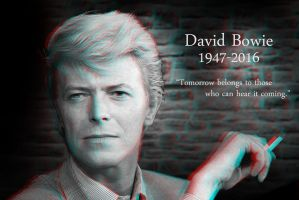 Bowie 3-D conversion by MVRamsey