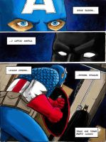 batman vs captain america by rocksilesbarcellos