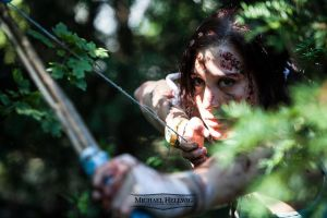 Lara Croft- A survivor is born by Fangx3