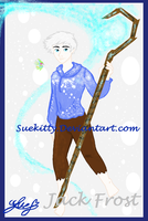 Rise of the Guardians- Jack Frost by Suekitty