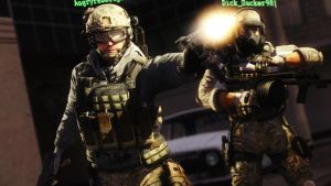 Modern Warfare MP by AngryRabbitGmoD