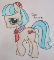 Coco Pommel by TopazBeats