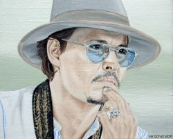 Johnny Depp - Cannes 2011 - 2 by shaman-art