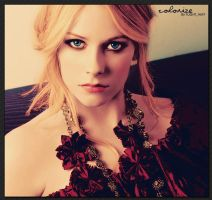 avril lavigne colorize II by FlightAmy