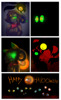 Happy Halloween! by Ask-The-Miniblins
