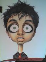 Billie Joe Armstrong caricature by marcocano
