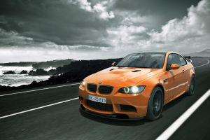 BMW M3 GTS by MUCK-ONE