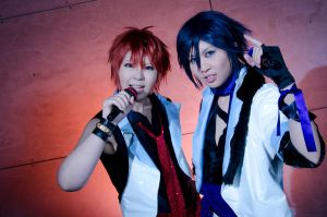 Utapuri: Saa Let's Song by christie-cosplay