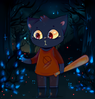 |NITW| Mae by penguin003