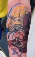 Iron Man by graynd
