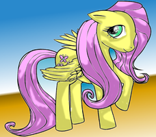 to all some like fluttershy by BlueberryKMT