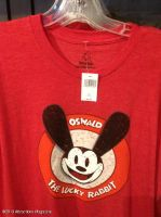 Oswald Shirt Found At Epcot 2013 by swarlock64