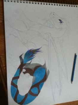 WIP Nameless... by Bre615