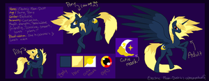 Electric Moon-Dust .:Ref.Sheet:. by ProtoSykeLegacy