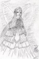 Gothic Fairy by ILICarrieDoll
