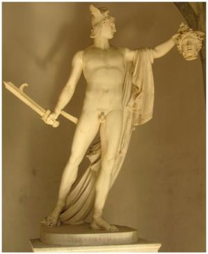 Perseus with Head of Medusa 2