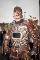 steampunk cyberpunk by overlord-costume-art