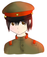 Imperial Japanese Soldier by KitsuneShadoru