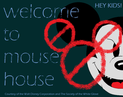 welcome to mouse house by saffronpanther