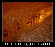 At Night in the Castle 6 by vikingexposure