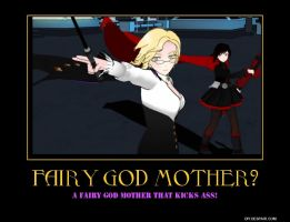 Fairy God Mother Poster by Overlordflinx